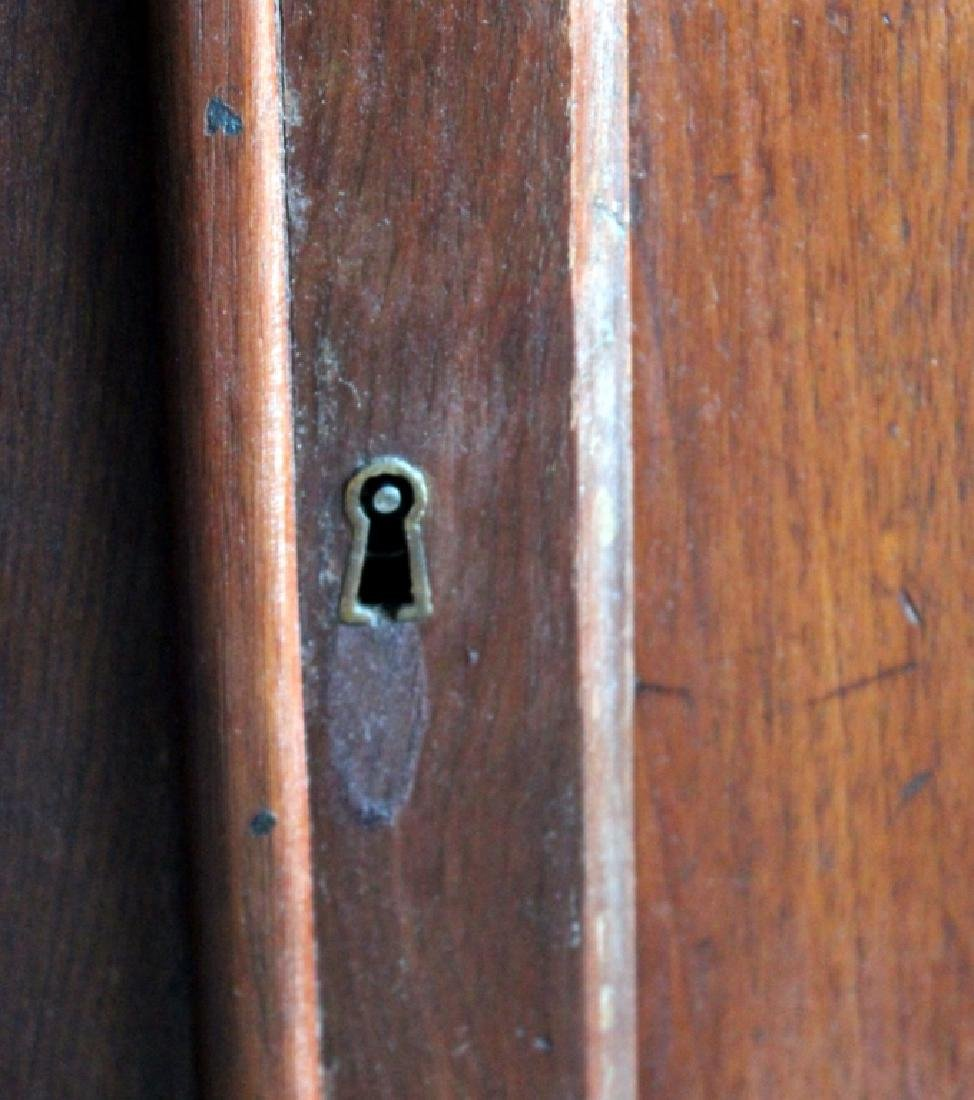 Victorian Wood Two Door Cabinet / Salesman Sample - 3