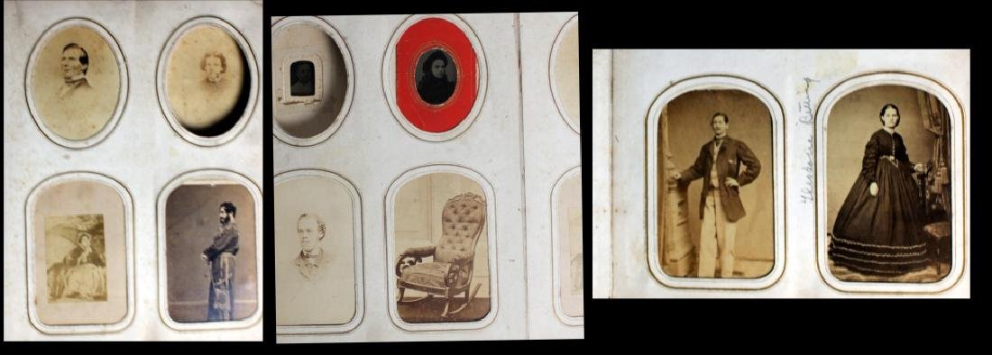 CDV Philadelphia Family Album George B. McClellan - 5