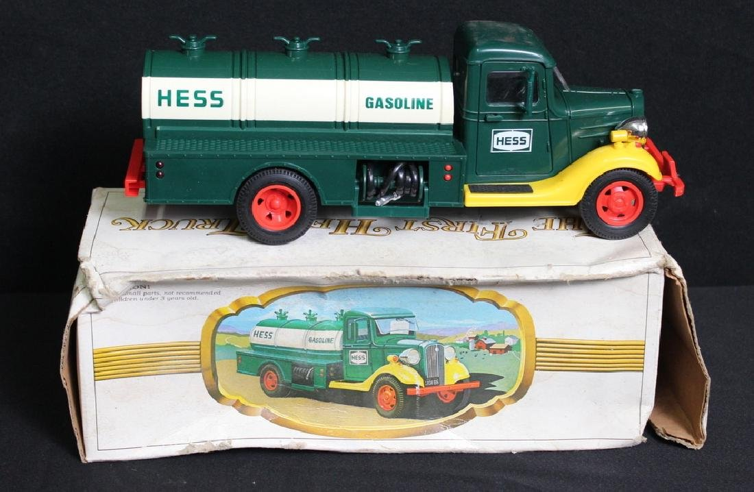 Vintage Hess Truck in Box