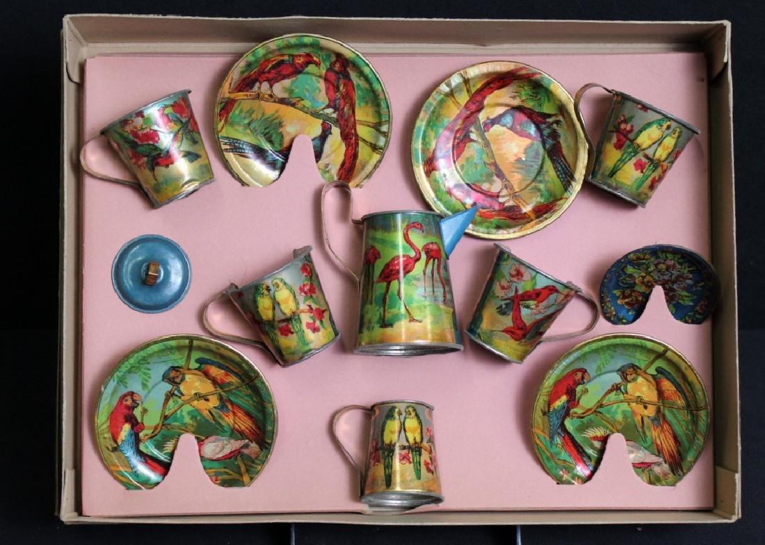 Vintage Child's Tea Set  w/ Org. Box