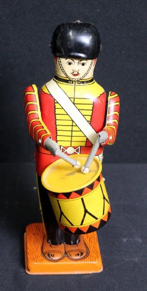 Tin Line Mar Drummer