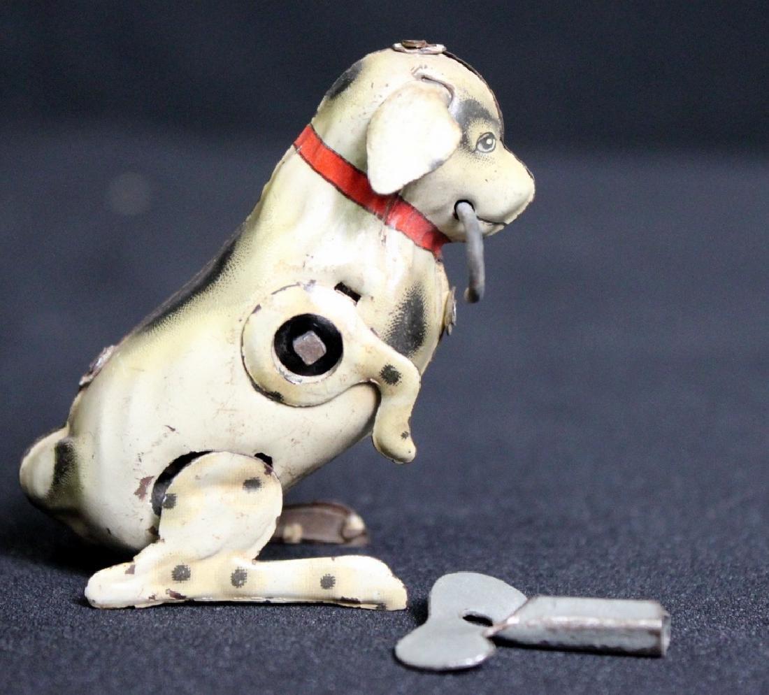 Vintage Wind Up Dog - 2