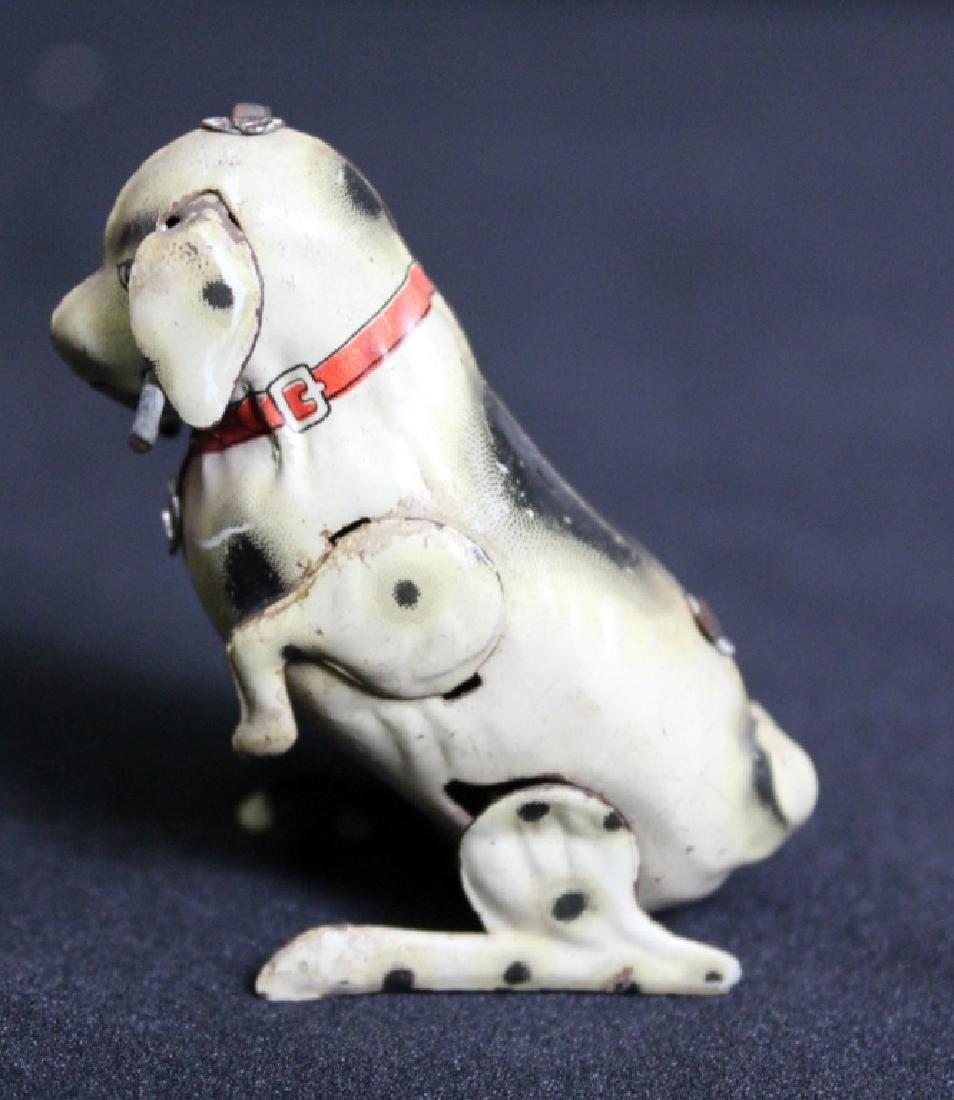 Vintage Wind Up Dog - 4