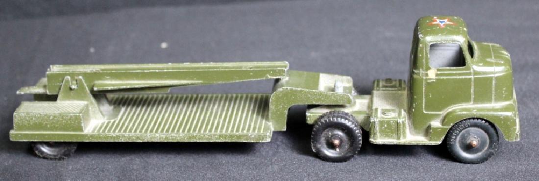 TootsieToy Military Truck