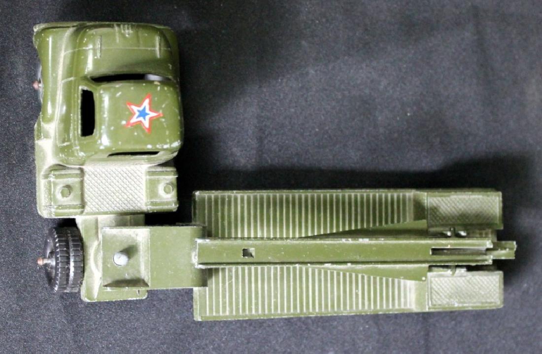TootsieToy Military Truck - 2