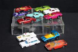 11 Vintage Matchbox Cars