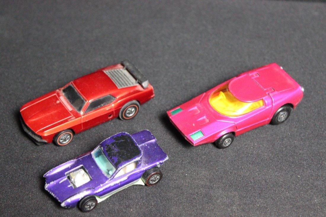 11 Vintage Matchbox Cars - 3