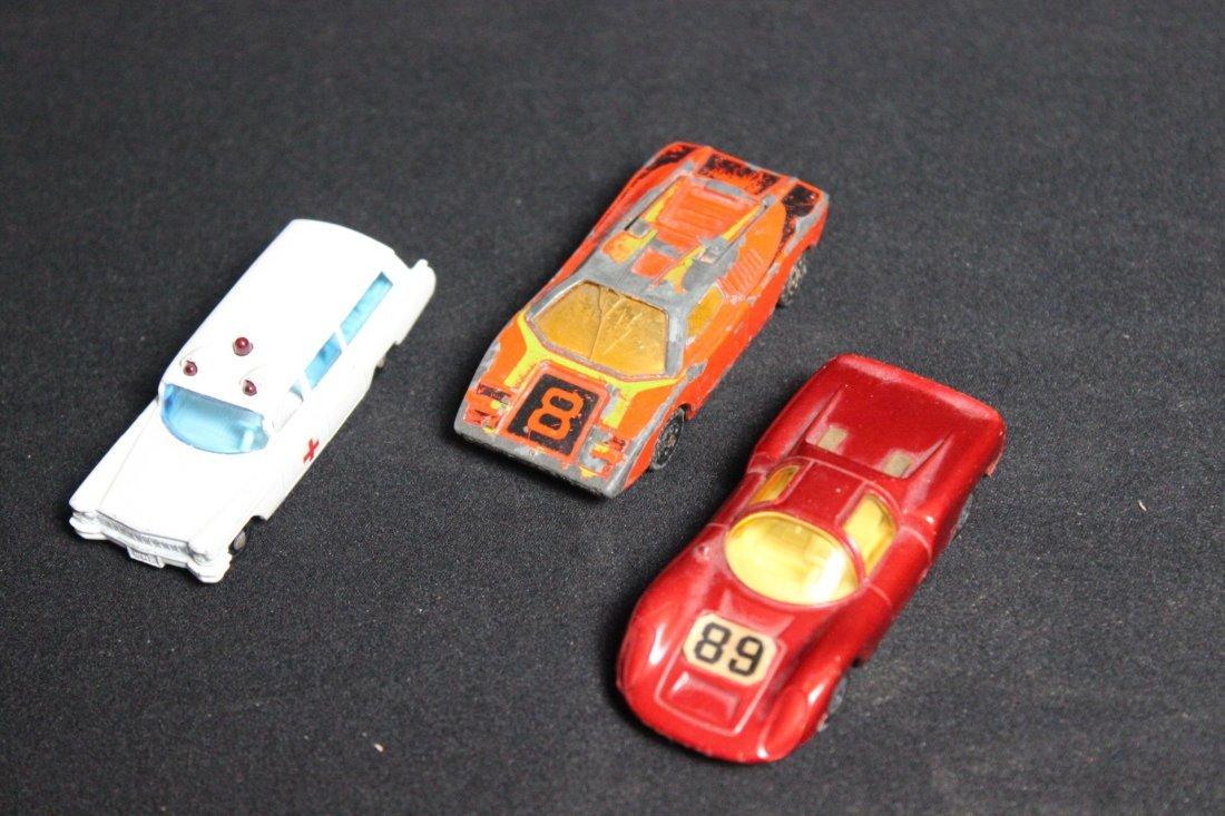 11 Vintage Matchbox Cars - 4