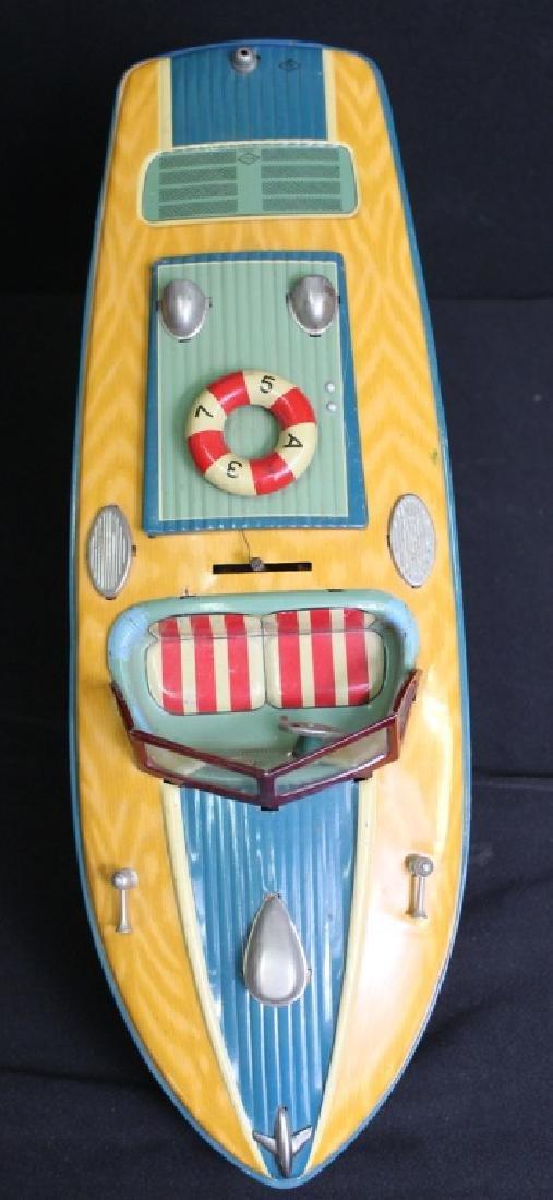 Vintage Seamaid Boat in Box - 4