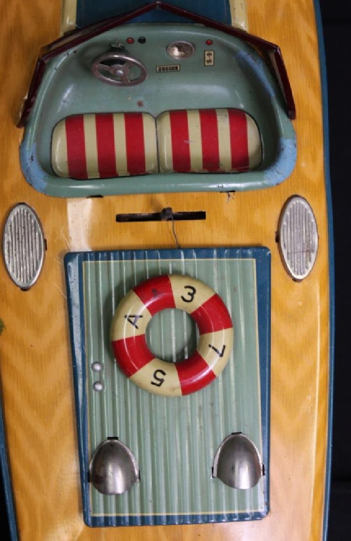 Vintage Seamaid Boat in Box - 8