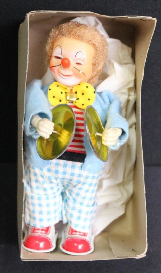 Rosko Musical Wind Up Clown - 2