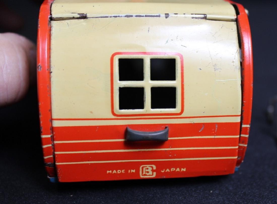 Vintage Metal Camper & Furniture - 2