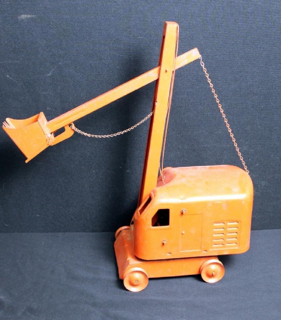 Vintage Strocto Steam Shovel