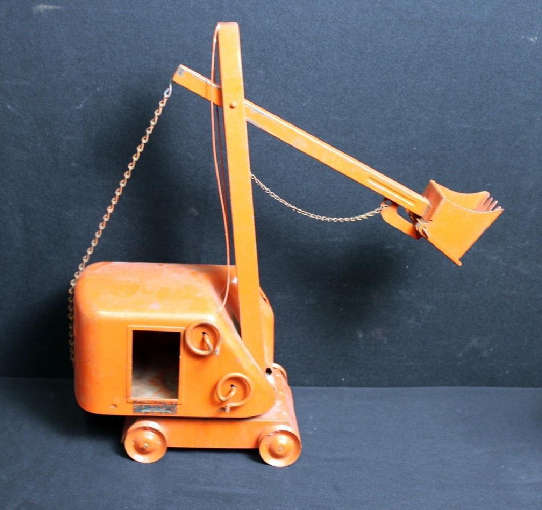 Vintage Strocto Steam Shovel - 3