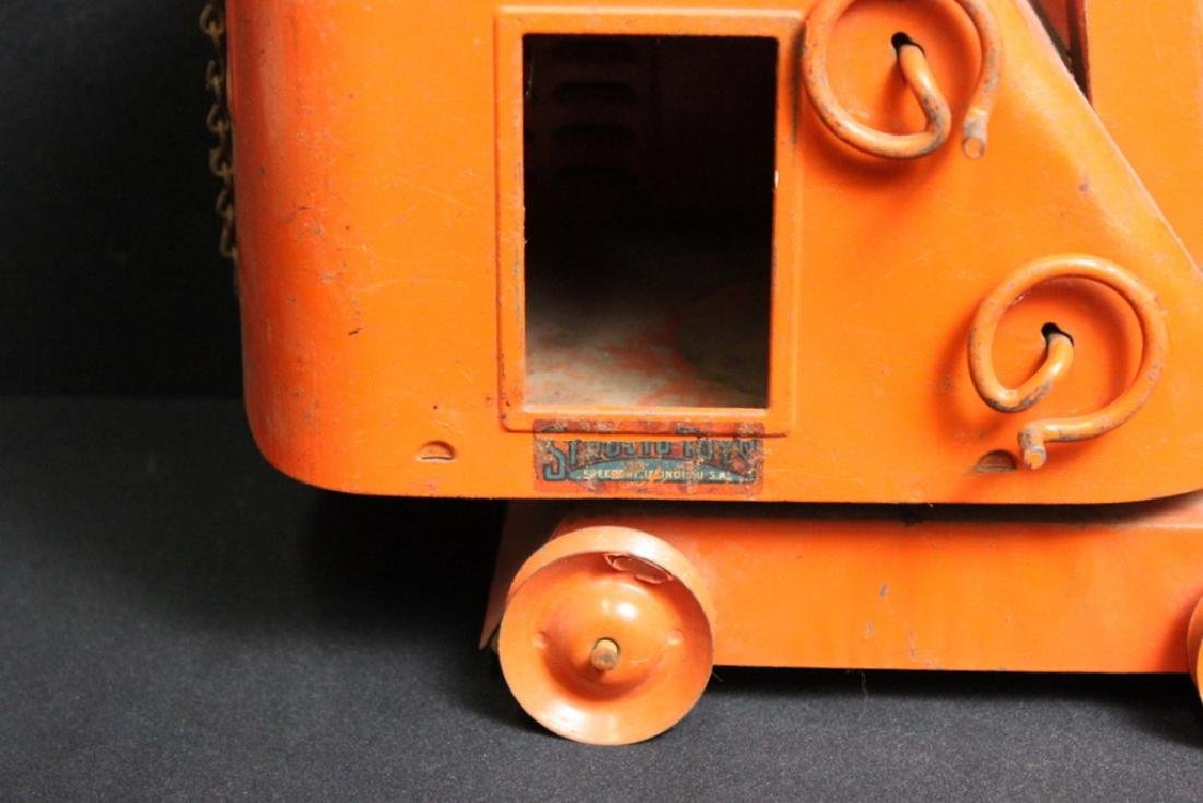 Vintage Strocto Steam Shovel - 4