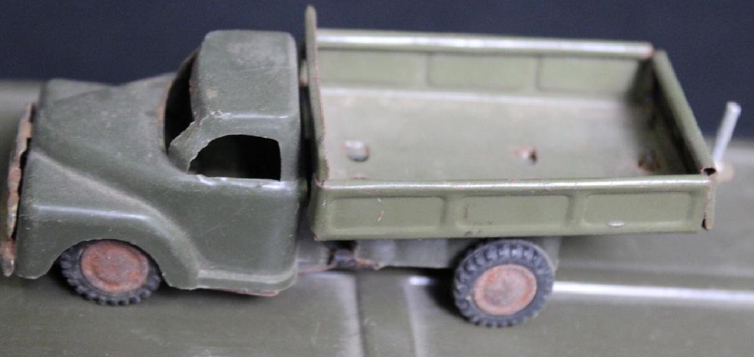 6 Metal Vintage Military Vehicles - 5