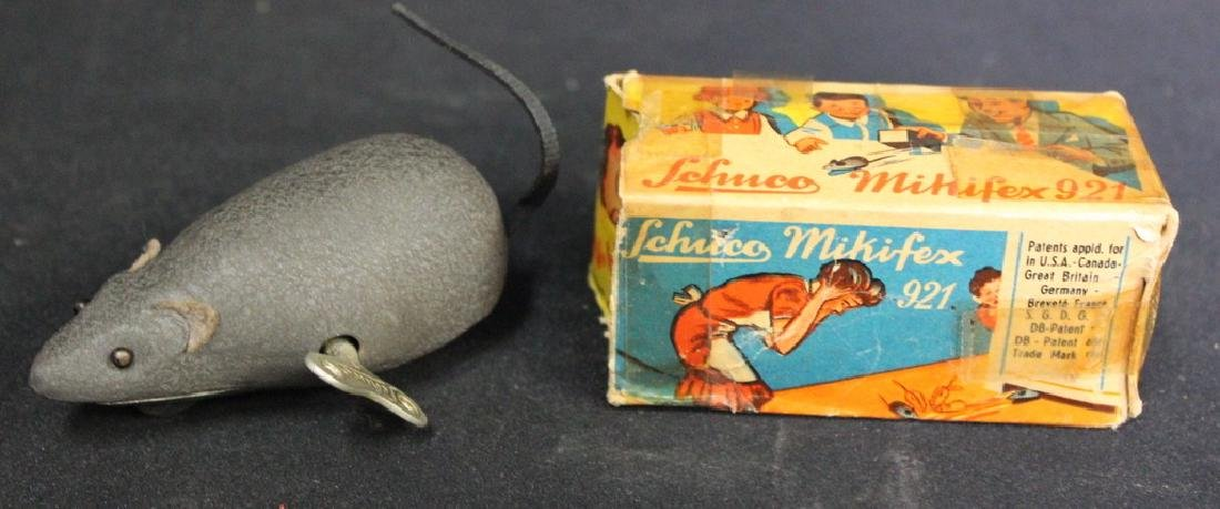 Schuco Mouse in Original Box