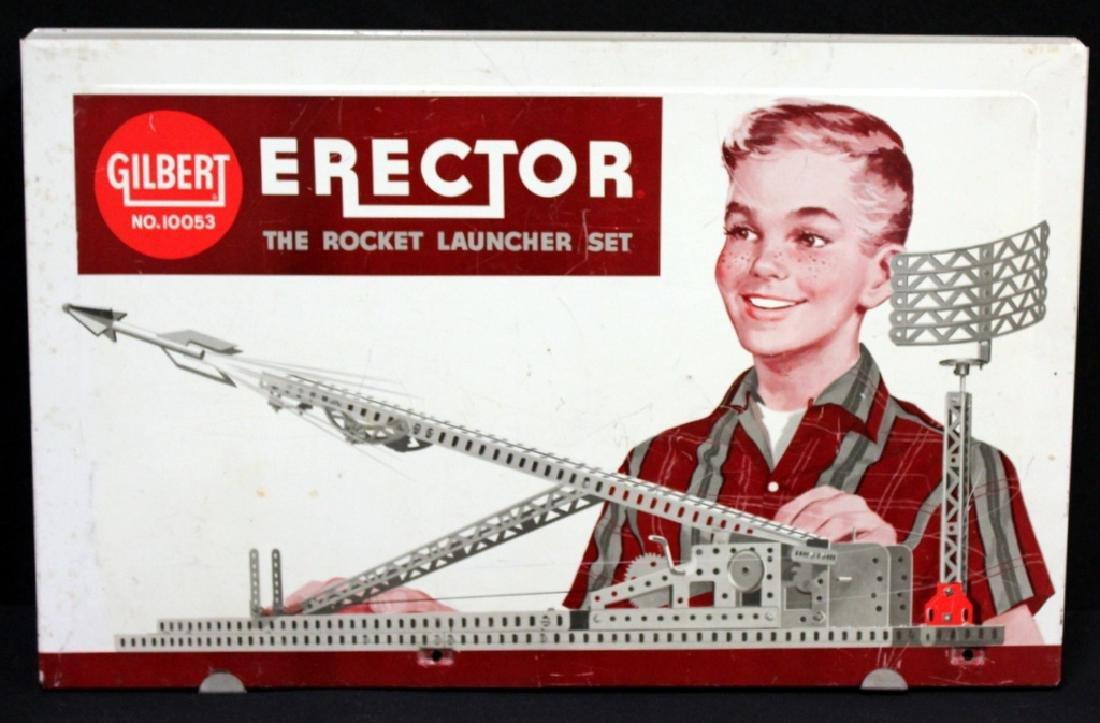 Erector - Gilbert No. 10053 - The Rocket Launcher