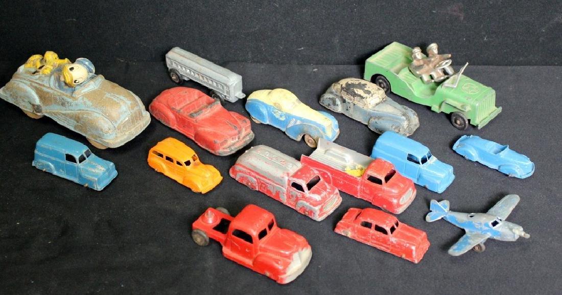15 Vintage Vehicles