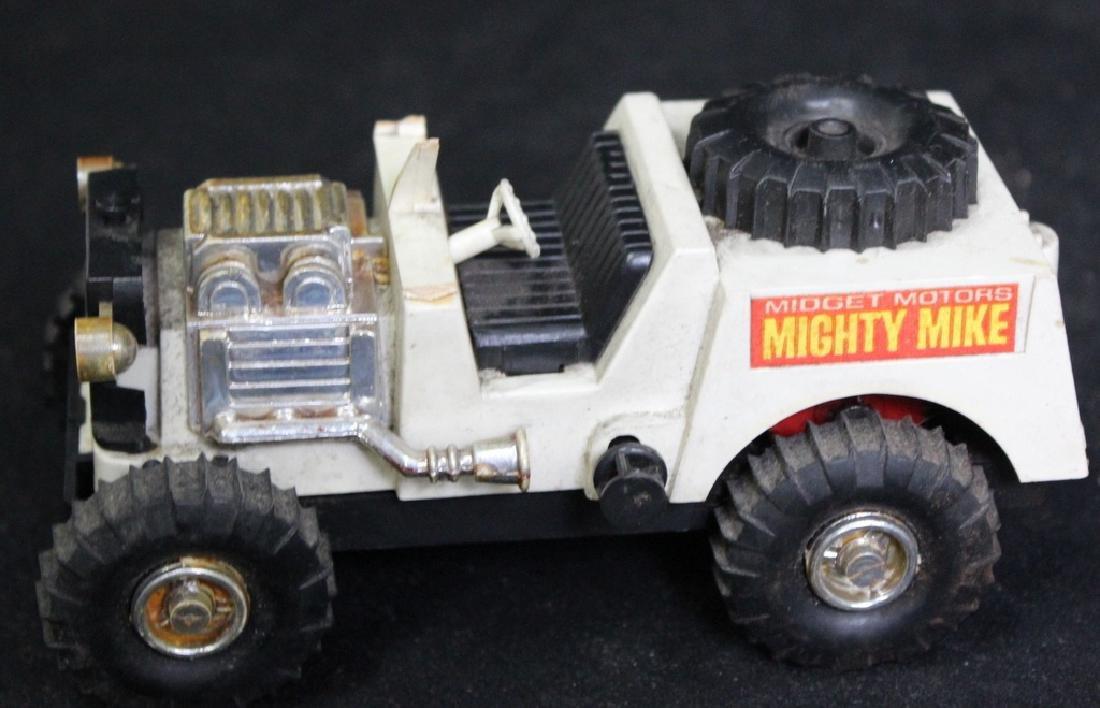 7 Vintage Metal Trucks - 9