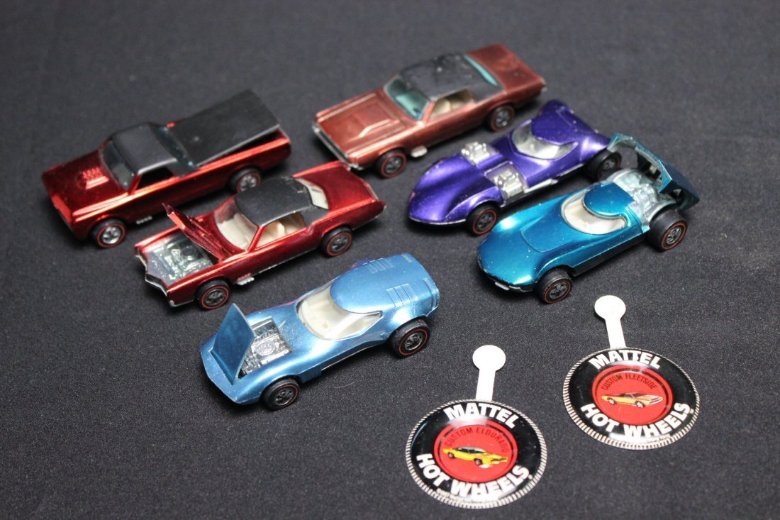 1960's Hot Wheels