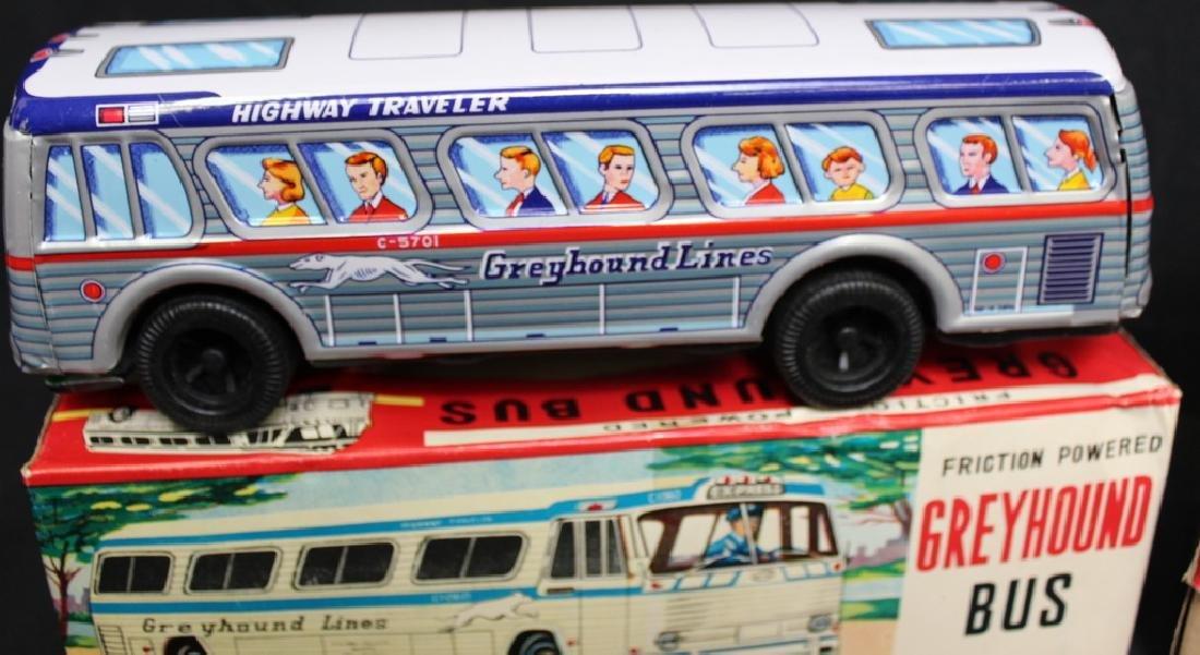 Tin Friction C5701 GREYHOUND LINES Bus - 2