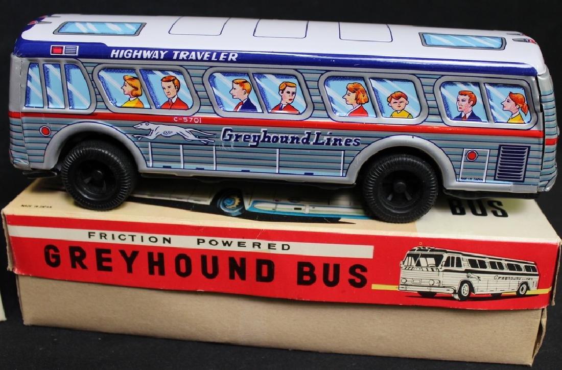 Tin Friction C5701 GREYHOUND LINES Bus - 3