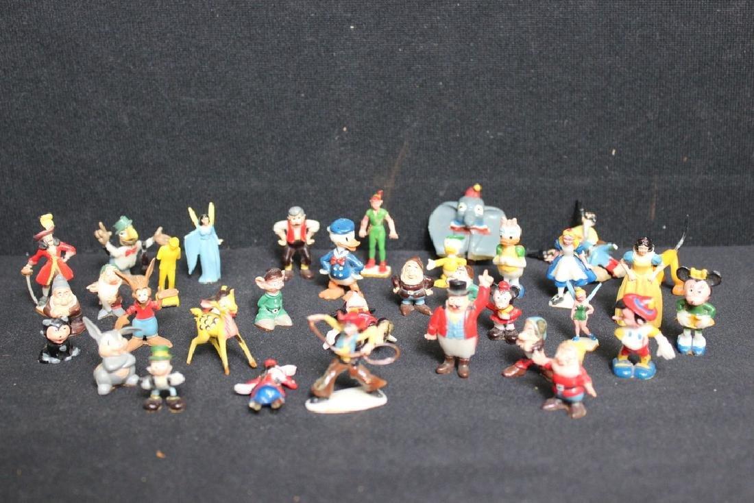 35 Disneykins Marx 1960's