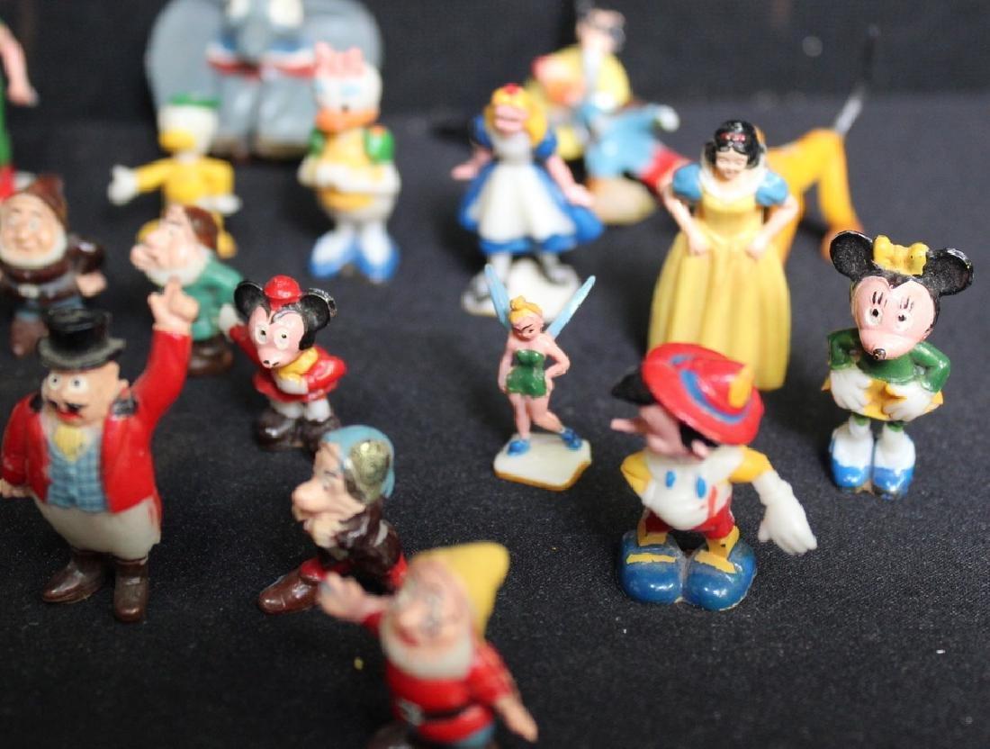 35 Disneykins Marx 1960's - 2
