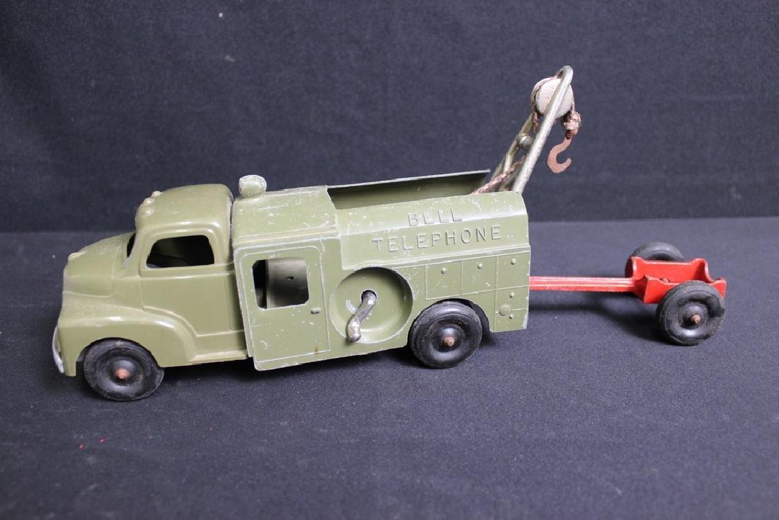 Vintage 475 Bell Telephone Truck w/ Trailer, etc..
