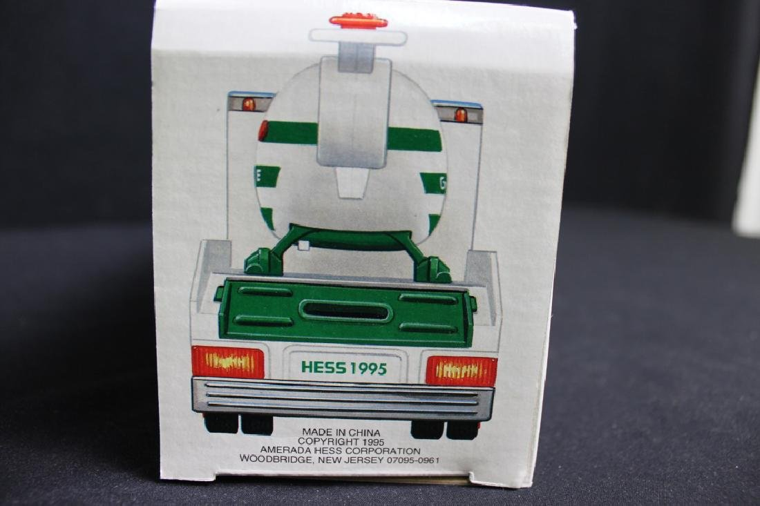 1995 Hess Toy Truck & Helicopter - 3