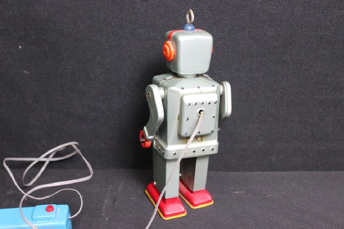Flashing Jim R7 Robot 1950's Japan - 2