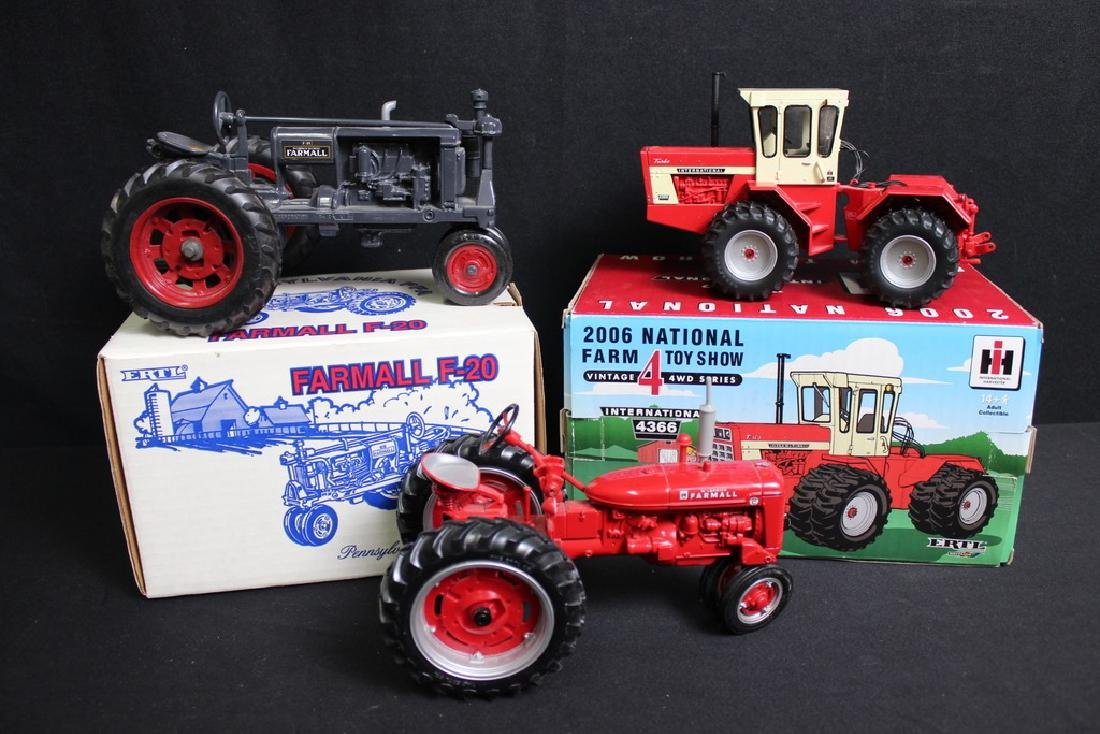 International Harvester Model Tractors
