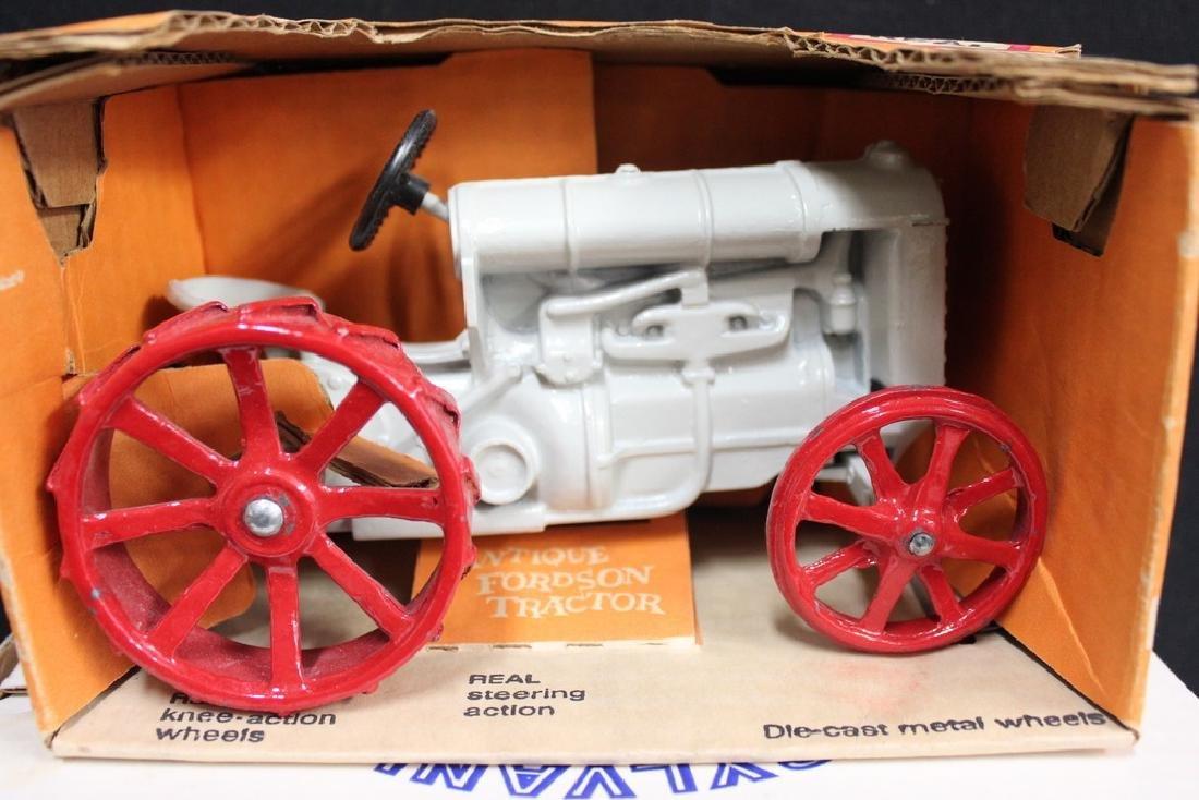 Fordson Replica Ertl Die Cast Farm Tractor