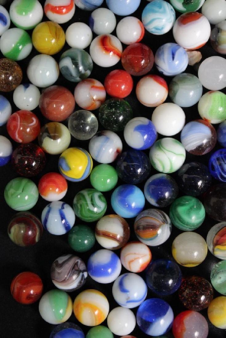 300 Vintage Glass Marbles - 2