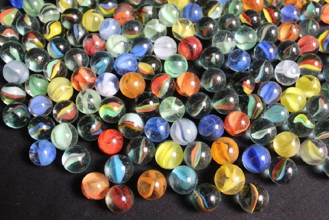 Glass Marbles set of 200 - 2