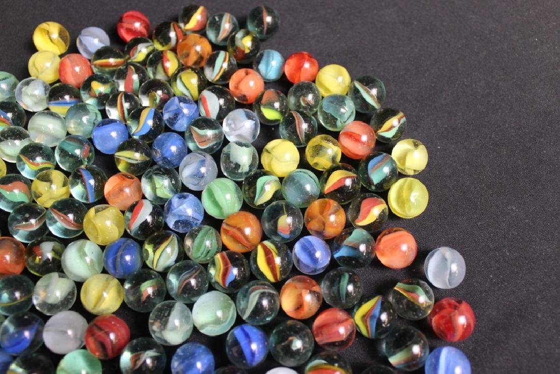 Glass Marbles set of 200 - 3
