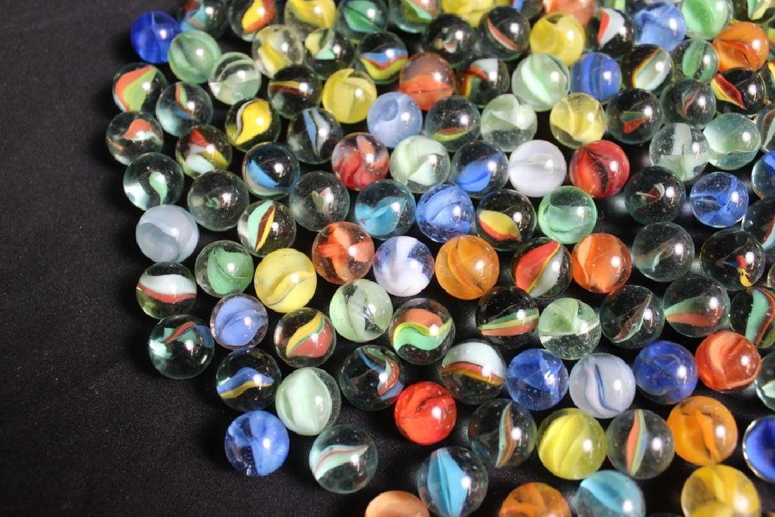 Glass Marbles set of 200 - 5
