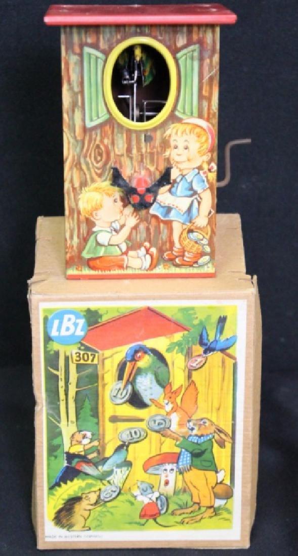 Vintage West German Bank in Original Box