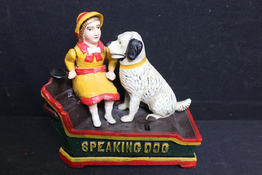 Speaking Dog - Book of Knowledge Bank 1950's