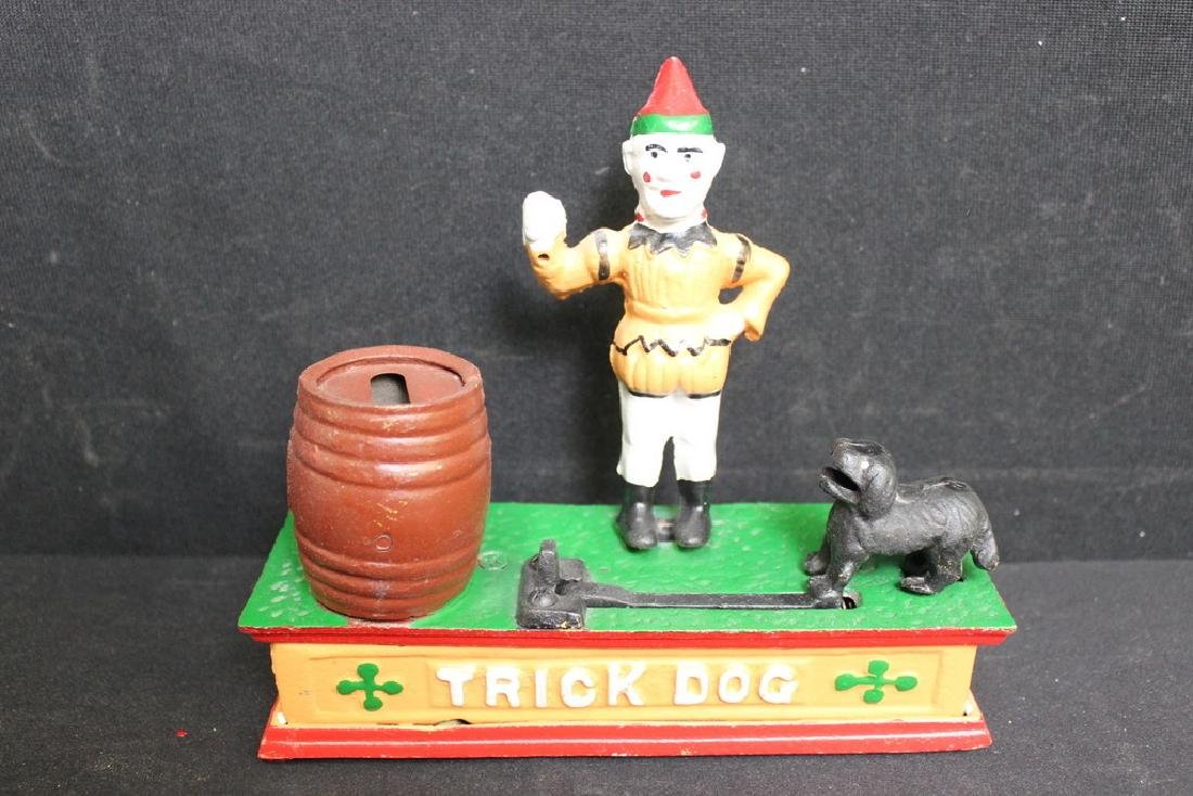 Trick Dog Book of Knowledge Bank 1950's