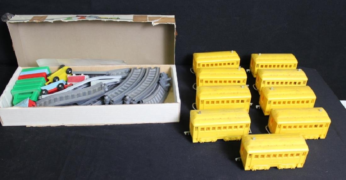 Boxed Train Set & Schilling Trains
