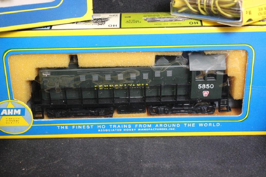 Assorted AHM HO Scale, Org. Boxes - 3