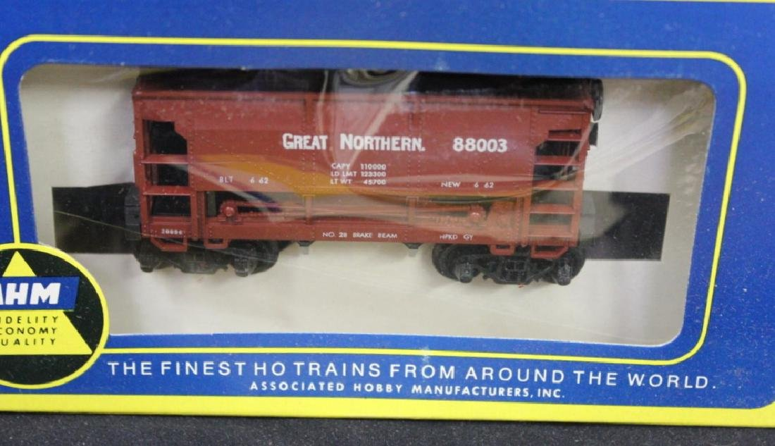 Assorted AHM HO Scale, Org. Boxes - 4