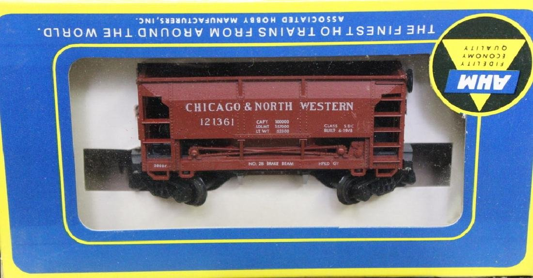 Assorted AHM HO Scale, Org. Boxes - 5