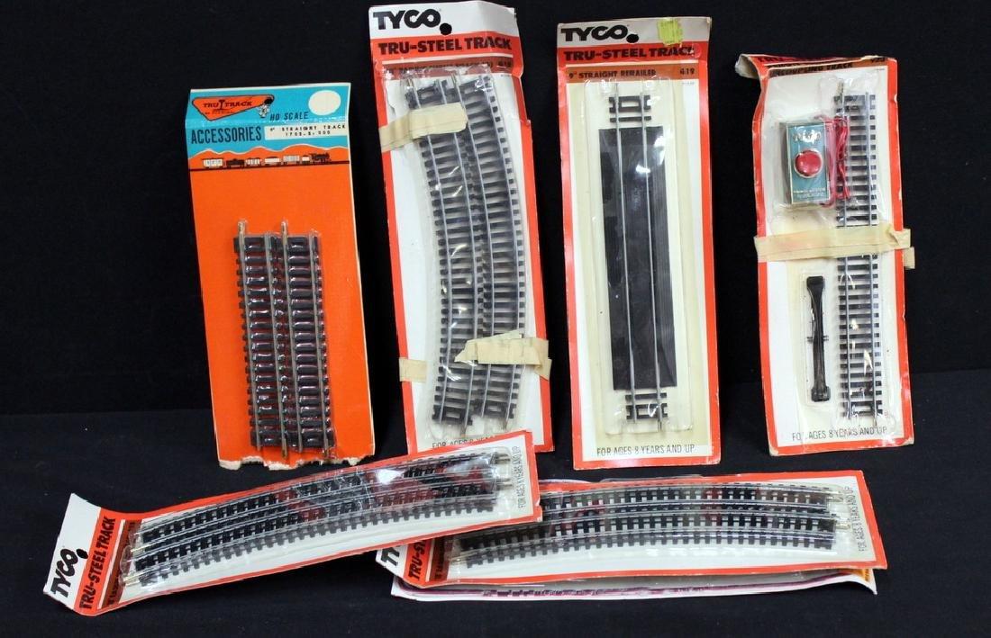 TYCO HO Scale Track - Vintage