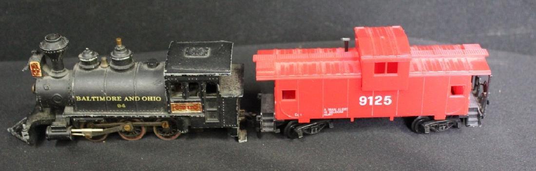 Vintage Assorted Trains - 2