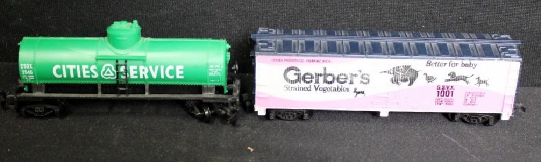 Vintage Assorted Trains - 6