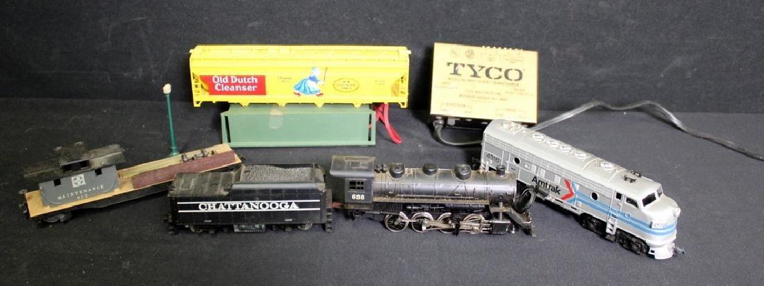 Tyco Train w/ Transformer