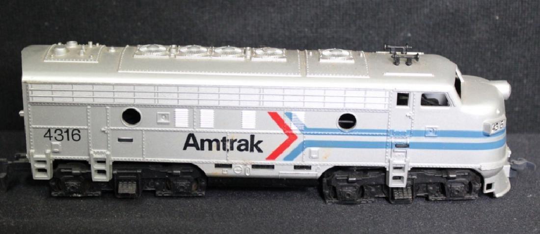 Tyco Train w/ Transformer - 3